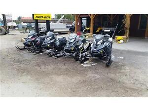SNOWMOBILES ARE HERE!!!!!  COM SEE OUR LINE UP, NEW AND DEMOS