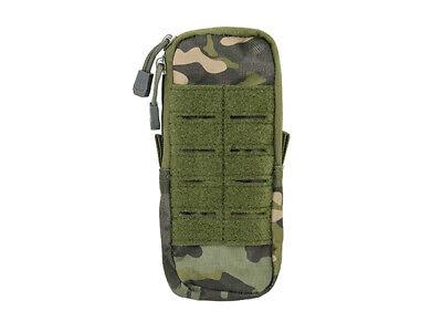 Tactical Westen NATO-Shop Lange Utility Pouch Mehrzwecktasche Molle Tasche Multicam