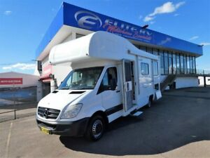 2012 Maui 6 Berth 6 Seat-belts Mercedes Automatic North St Marys Penrith Area Preview