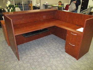 Reception Desk - Located in Oshawa-Open to the Public