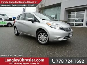 2015 Nissan Versa Note 1.6 SV ACCIDENT FREE w/ POWER WINDOWS/...