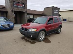2007 Ford Escape XLT 4WD *REMOTE START, POWER SUNROOF*