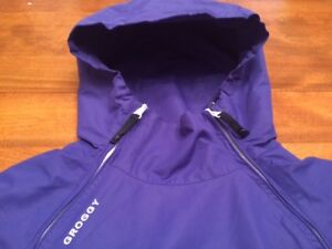 LIKE NEW! Stylish Groggy Brand Women's Jacket - Size XS