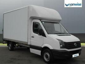 2016 Volkswagen Crafter 2.0 TDI 109PS Chassis Cab Diesel white Manual