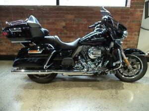 2014 Harley-Davidson ULTRA LIMITED 103 (FLHTK) Road Bike 1690cc West Melbourne Melbourne City Preview