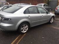 MAZDA 6 DIESEL 54REG FULL YEAR MOT EXCELLENT CONDITION. NEW CLUTCH