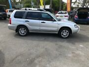 2004 Subaru Forester MY04 XT Silver 4 Speed Automatic Wagon Sutherland Sutherland Area Preview
