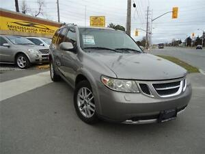 2006 SAAB 9-7X,AWD,LEATHER,SUNROOF,ACCIDENT FREE