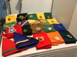 19 mixed scouts scarves $3 each Paralowie Salisbury Area Preview