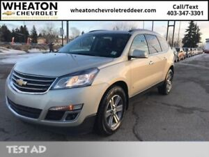 2015 Chevrolet Traverse LT  Leather, Navigation, Sunroof