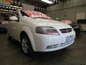 2007 Holden Barina TK MY07 4 Speed Automatic Hatchback Mordialloc Kingston Area Preview