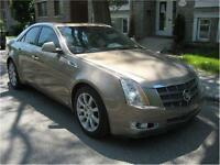 2008 CADILLAC CTS 4X4 FINANCEMENT MAISON $72 SEMAINE CARSRTOYS