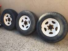 Wheels - 15x6 Perfect for Trailer or 4wd Henley Beach Charles Sturt Area Preview