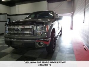 2014 Ford F-150 CREW 4X4 XLT, 4X4, EASY FINANCING,DRIVE AWAY TOD