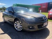 2007 Mazda 6 GG 05 Upgrade Classic Grey 6 Speed Manual Hatchback Slacks Creek Logan Area Preview