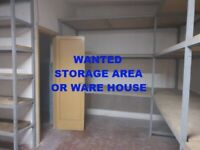 Wanted little shop or storage in FALKIRK