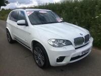 2011 61 BMW X5 3.0 XDRIVE30D M SPORT 5D AUTO 241 BHP DIESEL
