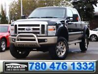 2008 Ford Super Duty F-350 King Ranch * Diesel* Left UP*