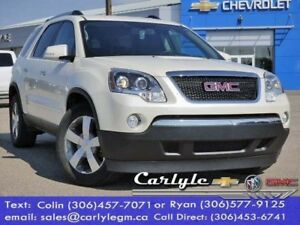 2010 GMC Acadia Htd. Leather