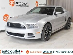 2014 Ford Mustang GT, RWD, POWER WINDOWS & SEATS, 6 SPEED MANUAL