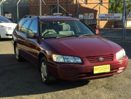 1998 Toyota Camry SXV20R CS-X Maroon 4 Speed Automatic Wagon