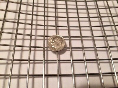 "Stainless Steel 304 Mesh #30 .012 Wire Cloth Screen 18/""x18/"""