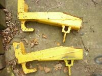 trima loader brackets