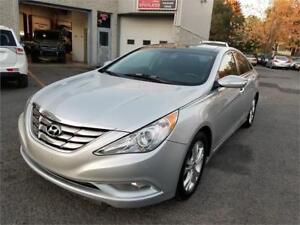 2012 Hyundai Sonata Limité  CUIR TOIT MAGS (GARANTIE 1 ANS INCLU
