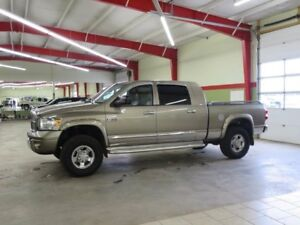 2008 Dodge Ram 3500 Laramie Mega Cab Diesel With Sunroof