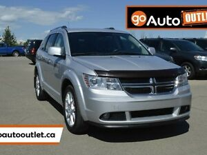 2011 Dodge Journey SXT Edmonton Edmonton Area image 1