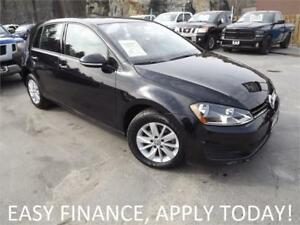 2017 Volkswagen Golf Trendline ALLOYS! HEATED SEATS! BACKUP CAM!
