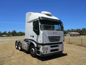 IVECO STRALIS 550 90 TONNE GCM Pickering Brook Kalamunda Area Preview
