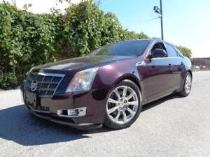 2008 Cadillac CTS---AWD--CARPROOF CLEAN--$7979--SOLD--SOLD--SOLD