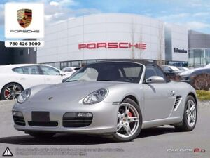 2008 Porsche Boxster Manual | RWD | Special Leather in Cocoa w/