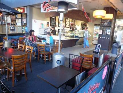 Cafe and Gelato shop for Sale - Strathfield