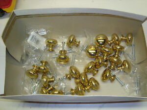Brass knob for Cabinets