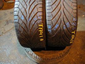 185 50 16 Michelin Pilot Primacy x2 A Pair 5.5mm(168 High Road, RM6 6LU) Part Worn