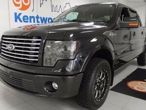 2012 Ford F-150 HARLEY DAVIDSON F-150! LEATHER HEATED AND A/C SE