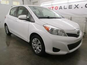 2012 Toyota Yaris LE HATCHBACK A/C CRUISE BLUETOOTH 16$/SEM