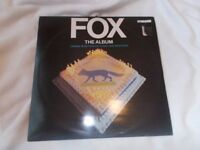 Vinyl LP Fox The Album – The Old Rale Act Featuring Peter Blake EMI EMC 3325 Stereo 1980