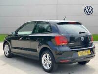 2017 Volkswagen Polo 1.0 Match Edition 3Dr Hatchback Petrol Manual
