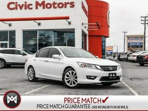 2015 Honda Accord TOURING - NAVIGATION, HEATED SEATS, BACK UP CA