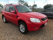 2010 Ford Escape ZD MY10 Red 4 Speed Automatic Wagon Durack Palmerston Area Preview