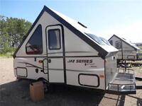 NEW 2015 18 FT JAYCO JAY SERIES SPORT 12 HMD TENT TRAILER