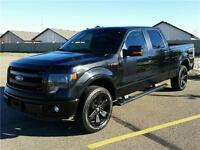 2013 Ford F-150 SuperCrew FX4    **LEATHER**