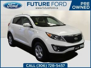 2015 Kia Sportage LX AWD- HEATED SEAT- BLUETOOTH AND MUCH MORE