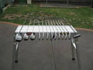 Power Bilt Golf clubs Sunbury Hume Area Preview