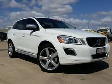 2012 Volvo XC60 DZ D5 R-DESIGN White 6 Speed Automatic Wagon Garbutt Townsville City Preview
