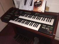 Yamaha Electone MC-200 Keyboard