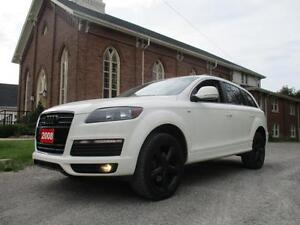 2008 Audi Q7 3.6L - PANOROOF+AWD+CERTIFIED+LEATHER